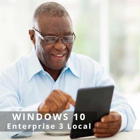 Windows 10 Enterprise E3 Local