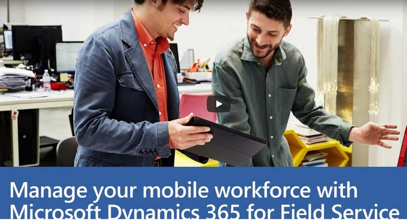 Learn About Dynamics365 Field Service Capabilities