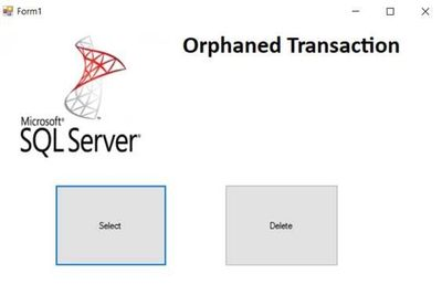 Orphaned transactions and distributed deadlocks