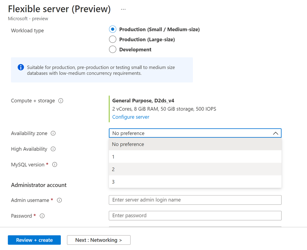 Specify your preferred Availability Zone during server creation