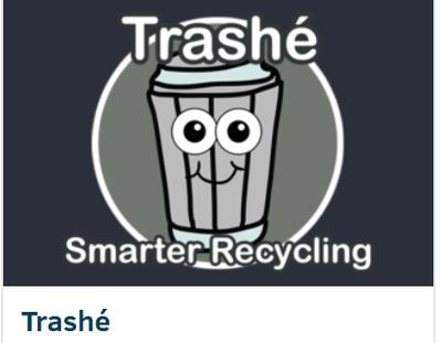 Trashe Smarter Recycling solution